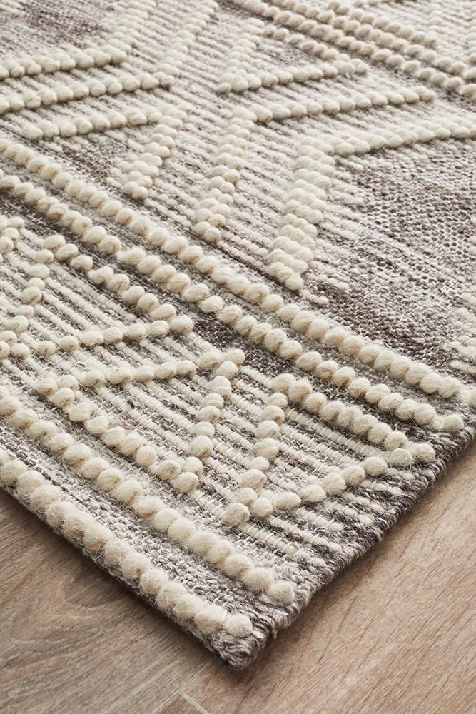Hugo 806 Natural Wool Rug With Images