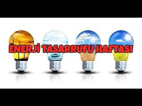 #EnerjiTasarrufuHaftası #enerji #belirligünvehaftalar