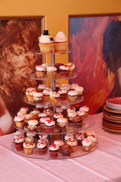 wedding cupcakes - Christa