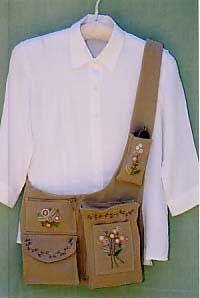 Super Hip Hugger Purse Pattern * place to buy purse patterns