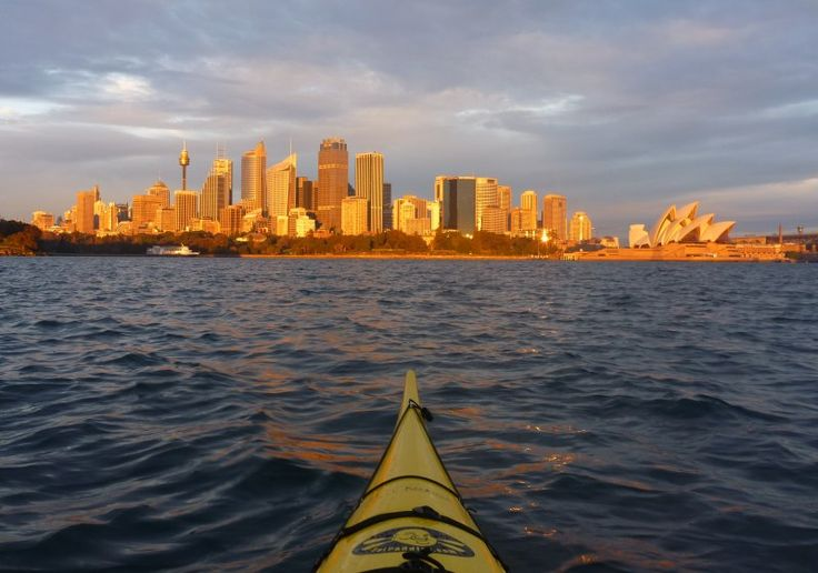 10 Awesome Kayaking Spots in Australia - Sydney Harbour