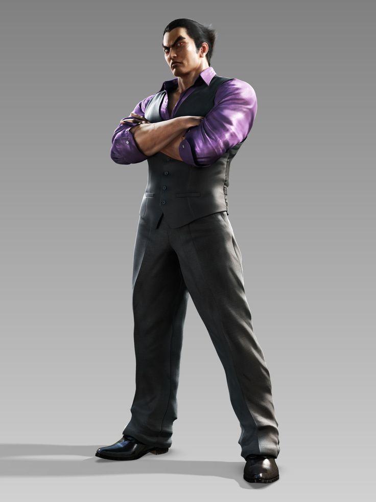 Kazuya Mishima (Tekken: Blood Vengeance)