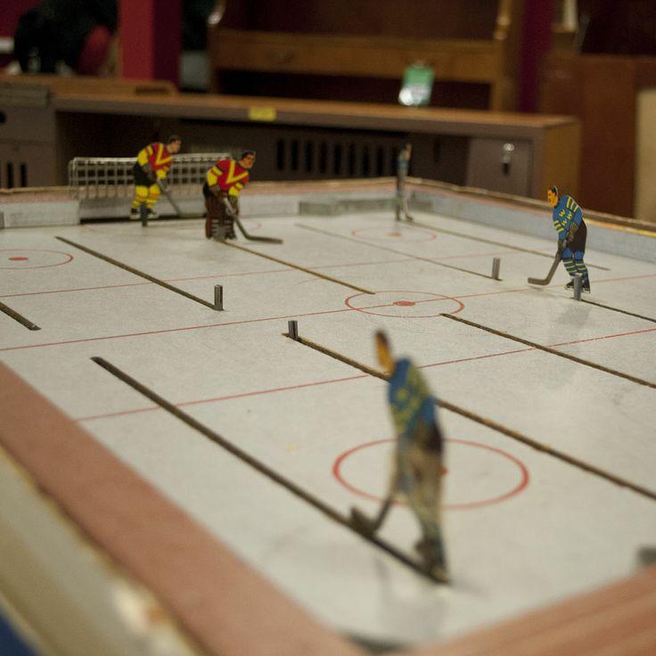 Hockeyspel