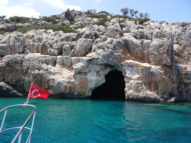 Pirate Cave - Kekova Boat Cruise