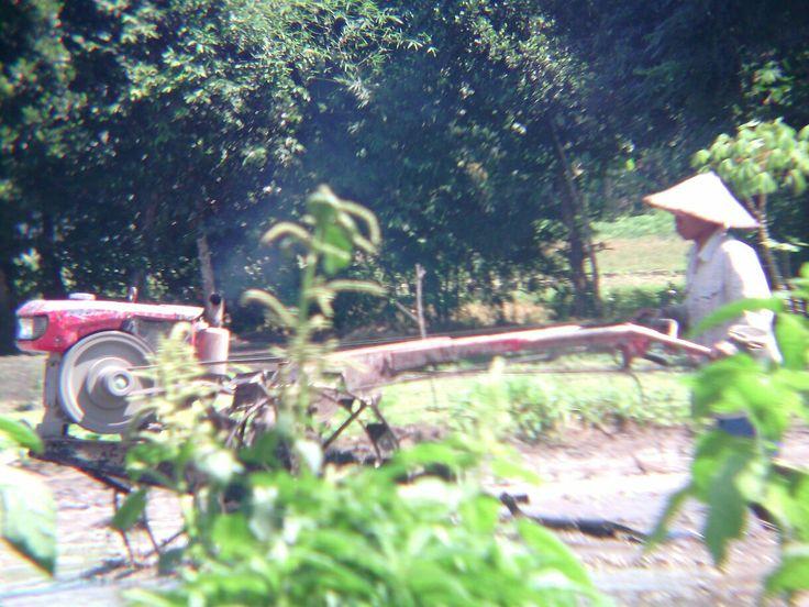 #tractor #handtractor #traktorquick #kubota