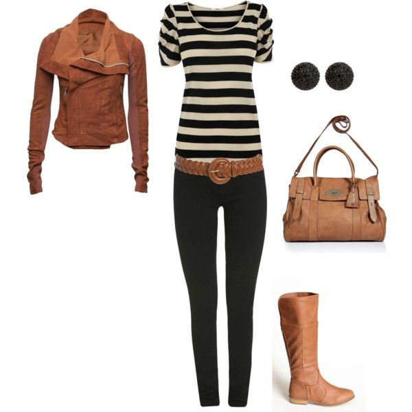 Outfit: Brown Jackets, Cute Outfits, Belts Bags, Fashion Closet, Jackets 3, Camels Colors, Leather Jackets, Closet Now, Casual Clothing