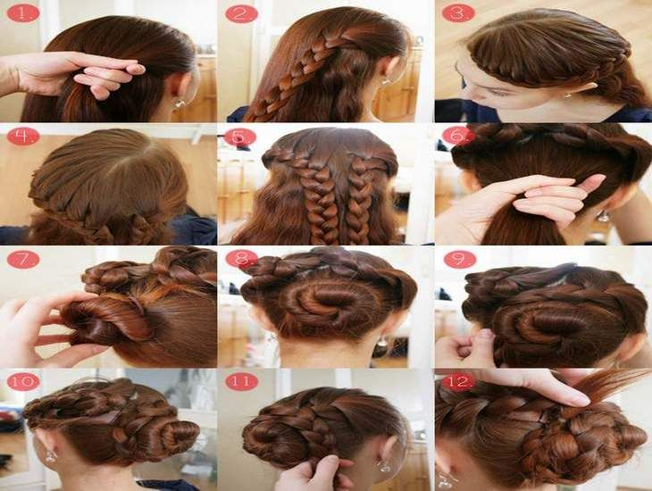 Easy Hairstyles For Long Thin Hair 382 Best Hair Styles Images On Pinterest  Man's Hairstyle Men Hair