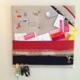 Creatieve workshop memoborden maken bij AnneLinn Creatief Atelier in Tilburg