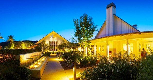 Solage Calistoga, Calistoga, Napa County, California #luxurylink