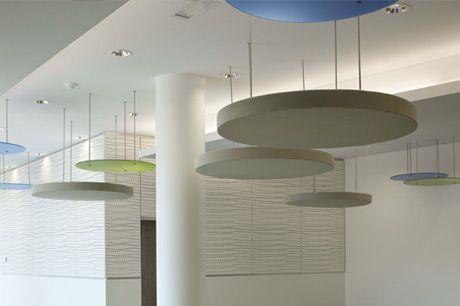 pannelli fonoassorbenti a soffitto - Cerca con Google