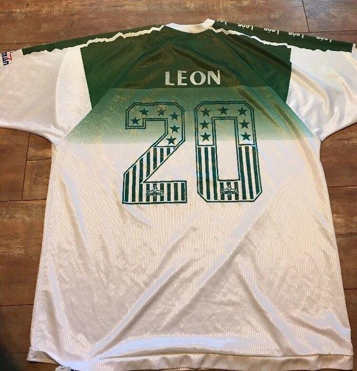 CLUB LEON #20 LIGA MX MEXICO SOCCER FUTBOL FOOTBALL FAN JERSEY SHIRT XXL    eBay