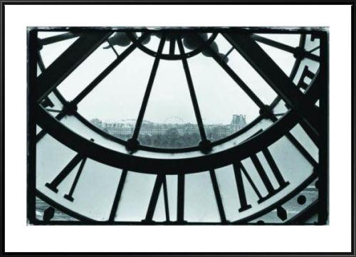 Horloge Musée d'Orsay