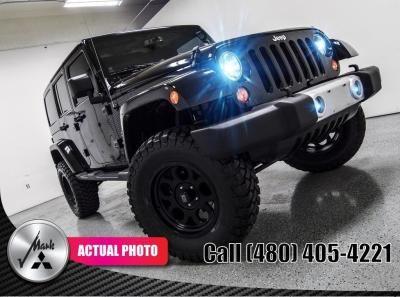 2013 Jeep Wrangler Unlimited Sahara For Sale In Scottsdale | Cars.com