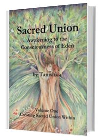 SACRED UNION: AWAKENING TO THE CONSCIOUSNESS OF EDEN VOL. 1  We are experiencing an evolutionary shift which is ushering in a new era in relationships. Hence the high numbers of relationship breakdown which inidcate we have outgrown the old model of relating...