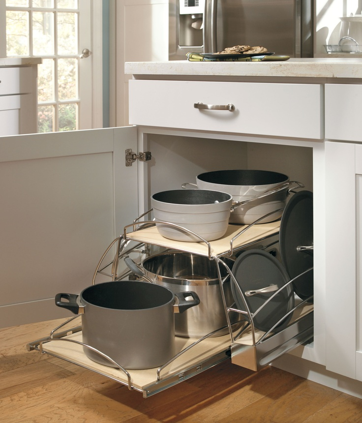 Pots And Pans Storage Ideas To Take Note Of: 13 Best Images About Diamond Cabinet Room Makeover On