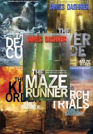 Best 25 james dashner ideas on pinterest james dashner maze the maze runner by james dashner complete pdf series fandeluxe Gallery
