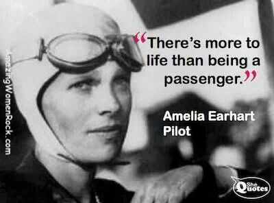 dress - Earhart Amelia quotes pictures video