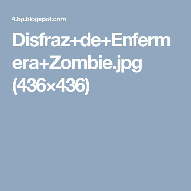 Disfraz+de+Enfermera+Zombie.jpg (436×436)