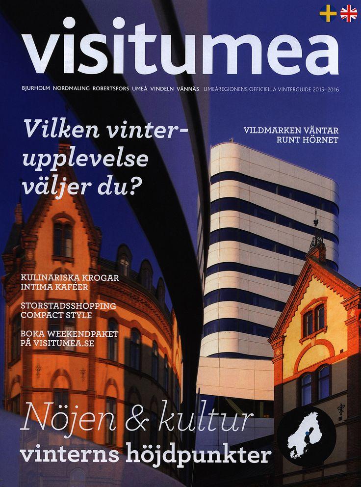 https://flic.kr/p/LkDoRT | visit umea; Bjurholm, Nordmaling, Robertsfors, Umea, Vindeln, Vannas;  Umearegionens officiella vinterguide 2015-2016; Vasterbotten, Sweden