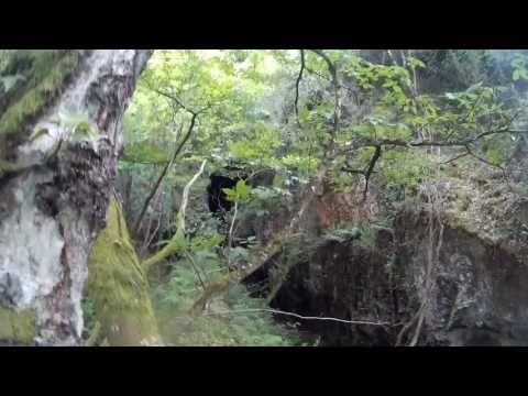 Ruta minera A Pontenova (Galicia, Spain) – My SJ4000 - YouTube
