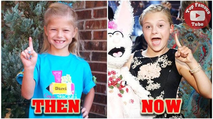 Darci Lynne | AGT Winner 2017 | Then And Now