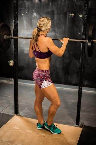 CrossFit outfit from Wod SuperStrore - your CrossFit clothing and gear supplier!