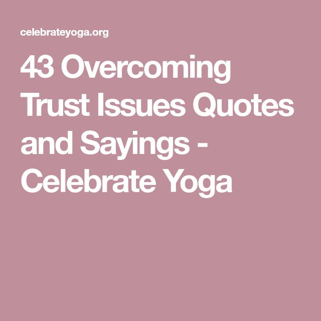 Best 25+ Trust issues quotes ideas on Pinterest ...