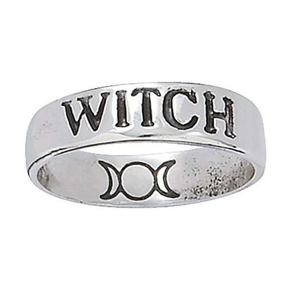 Triple-Moon Ring - New Age & Spiritual Gifts at Pyramid Collection ($25) ❤ liked on Polyvore featuring jewelry, rings, accessories, fillers, pyramid jewelry, pyramid rings, trio rings and triple ring
