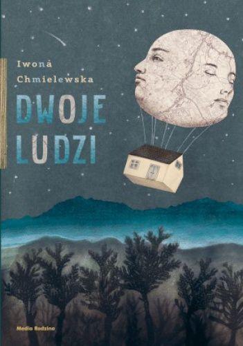 Inspiracja / Kreatywność Okładka książki Dwoje ludzi