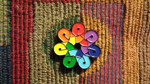 PL Music Bass Music Dubstep Trip Hop ROYGBIV Rainbow Mandala