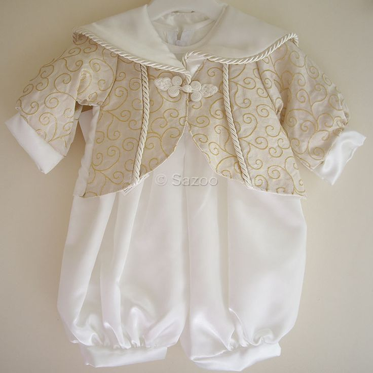 Deluxe Baptism Clothes For Boy Baby Baptism Outfits On