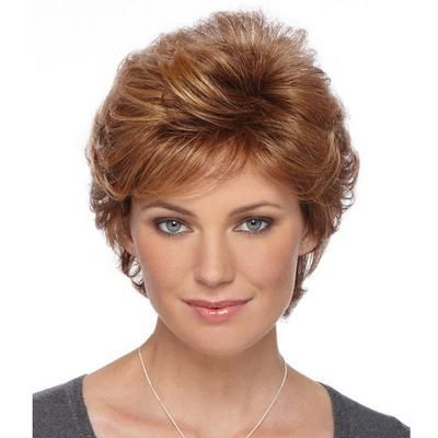 Paula Young Short Wigs Rebecca Wig By Estetica Designs