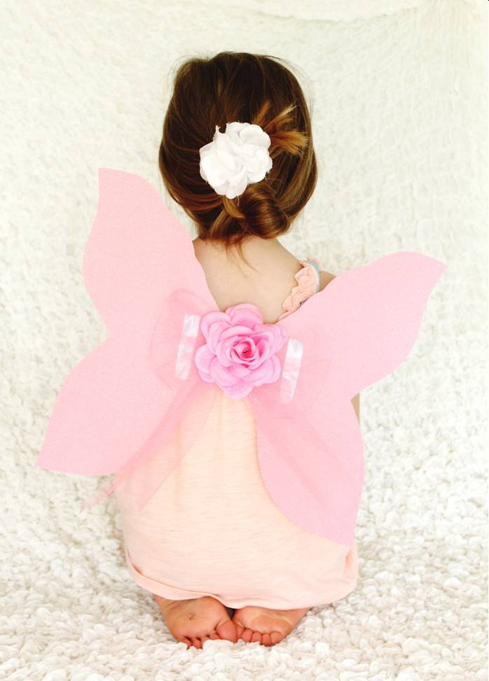 DIY Fairy Wings for Lily's Fairy Party: Ice Design, Crafts Ideas, Fairies Wings, Dresses Up, Birthday Parties, Butterflies Wings, Diy Fairies, Crafts Blog, Fairies Parties