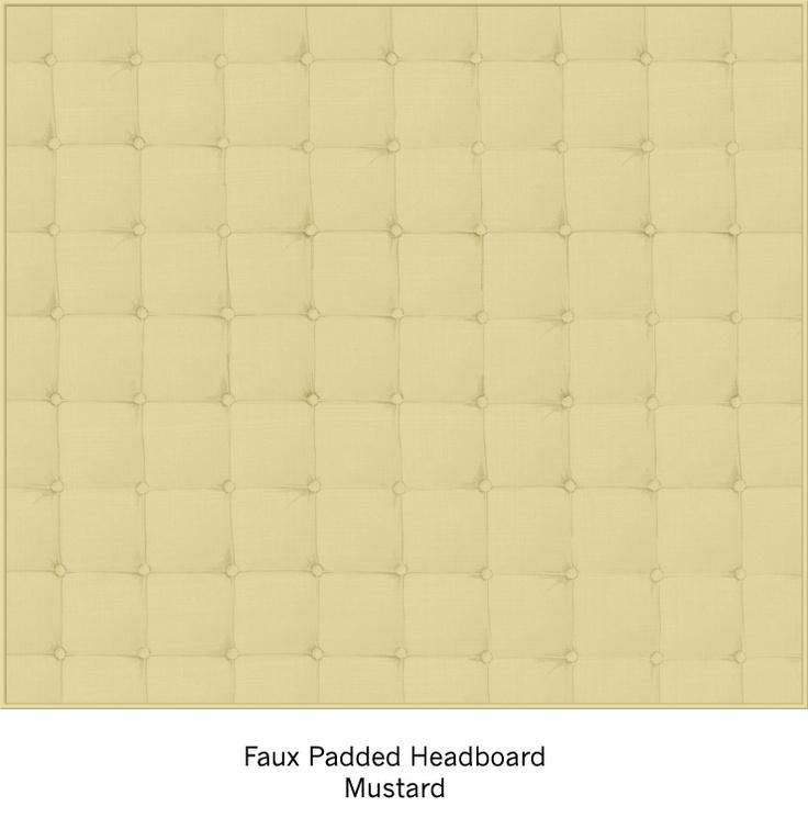 Mustard, #wallcoverings, #wallpaper, #removable