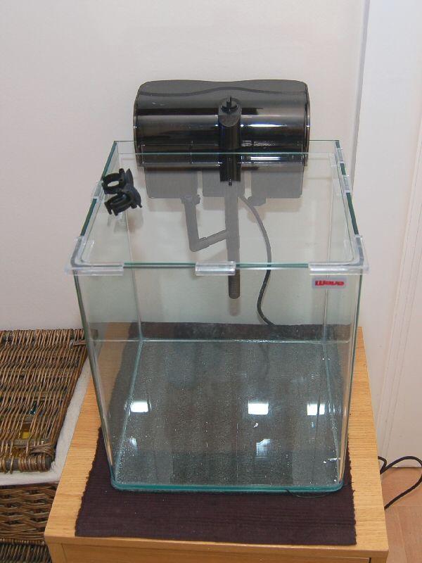 How to setup a Nano Tank