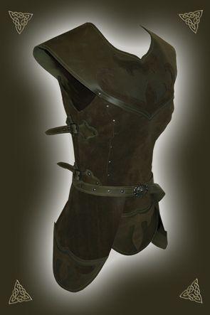 Elven Ranger Vest