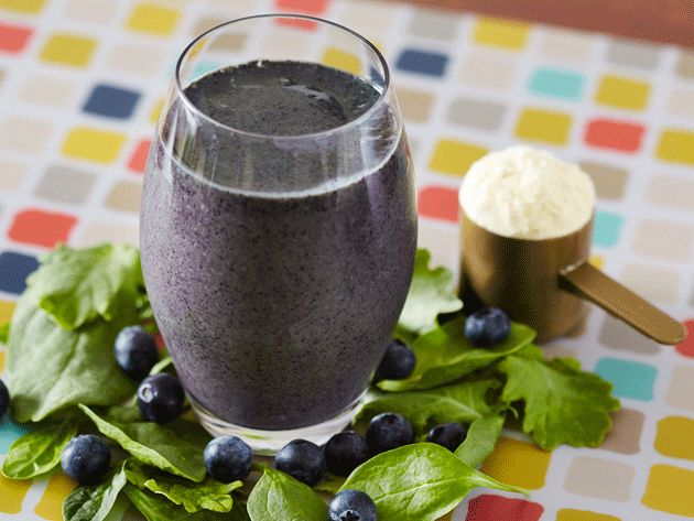 Did you know Silk® has a ton of Smoothie Solutions, like thisPost Workout Power Smoothie?
