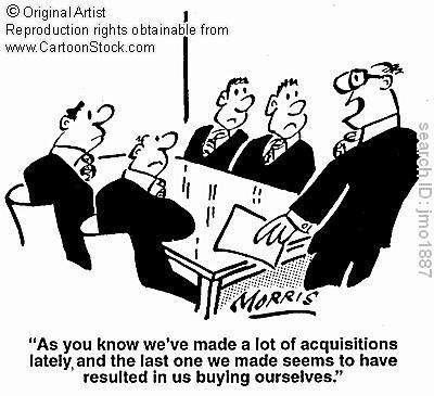 Mergers & Acquisitions | Finance Comedy | Work humor ...