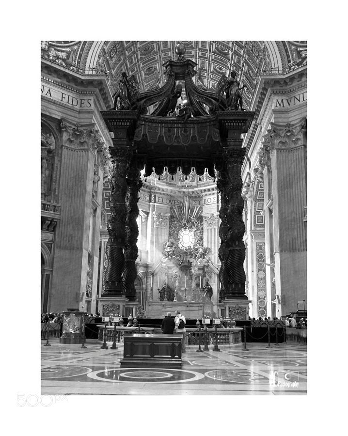 st peters cathedral rome vatican city
