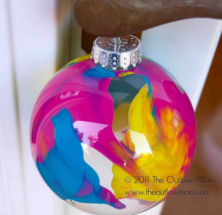 Styrofoam Ornament Ideas | Celebrate} Homemade For The Holidays | Fifteen Easy
