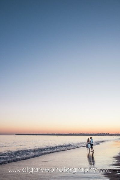 Wedding at sunset Algarve