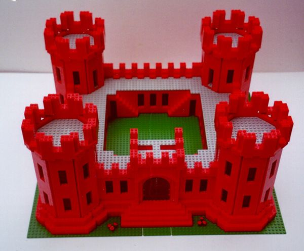 US Army Corps of Engineers Castle