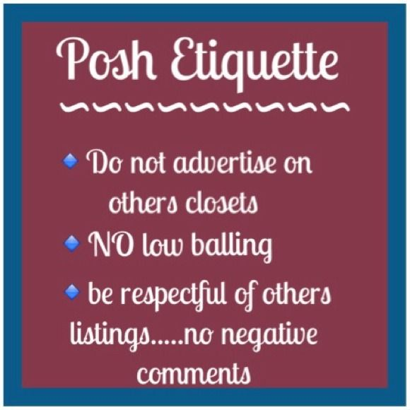 """Meaning of Posh =Elegant Stylish Chic Fashionable POSH """"the quality or state of being elegant, stylish, or upper class"""". Let's be all! Starting with Posh etiquette and showing common courtesy and love  to our Posh Sisters Posh Etiquette Other"""