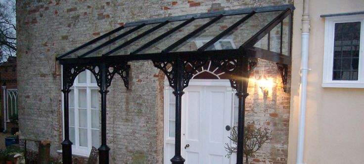 Traditional glass verandas and Victorian glass verandas from Nationwide