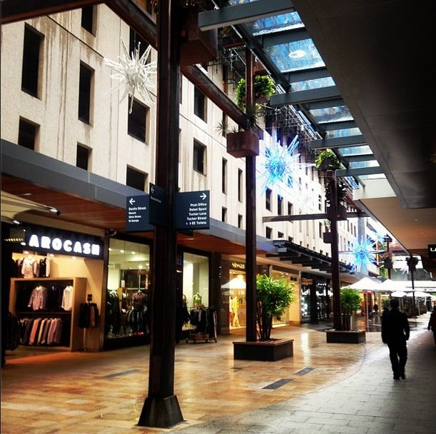 Top Ryde City, NSW.
