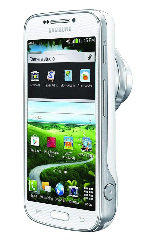 Samsung Galaxy S4 Zoom White Unlocked New Ebay With Images