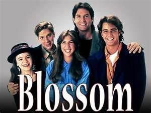 Blossom, 1991.Una sitcom juvenil que trataba problemáticas juveniles de forma abierta y sin falsas moralinas, siempre con un tono divertido e ingeniosos diálogos.