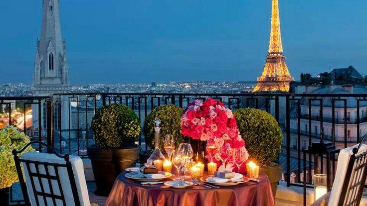 Four seasons hotel -paris