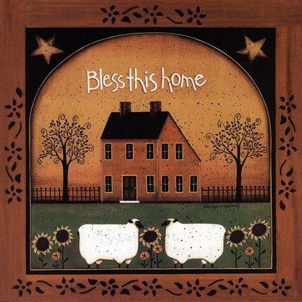Bless this Home (Tonya Crawford)
