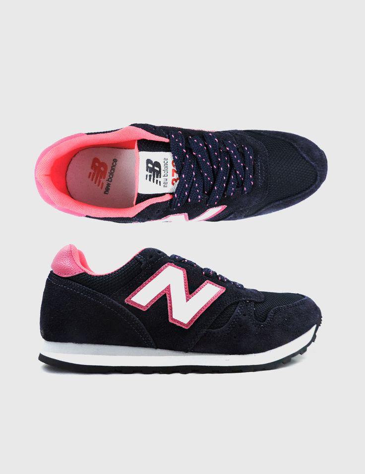 7a86ab0e46f new balance 574 azul e rosa